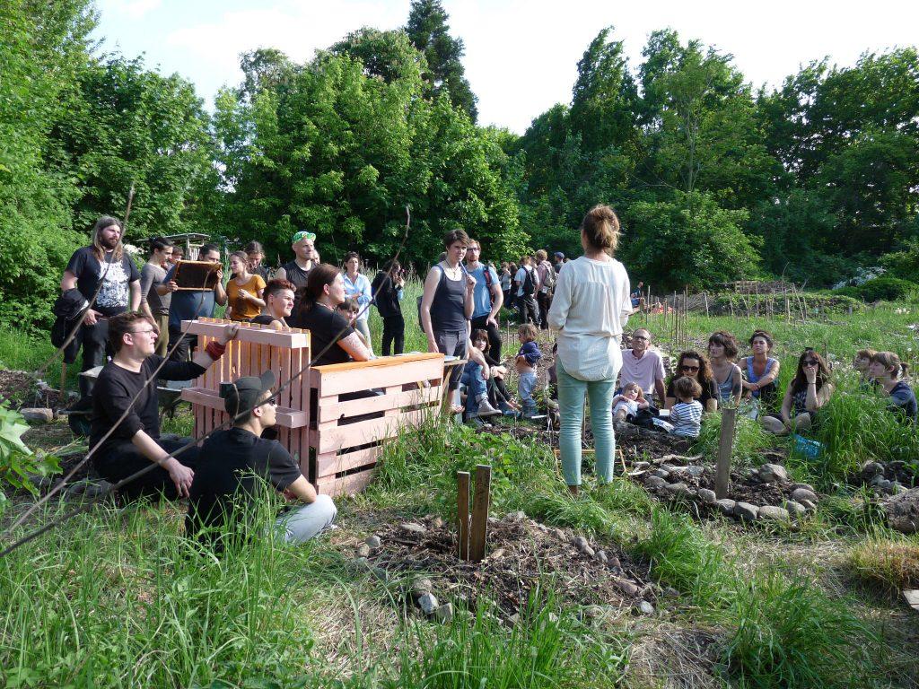 Gartenführung (ausgebucht – Warteliste)