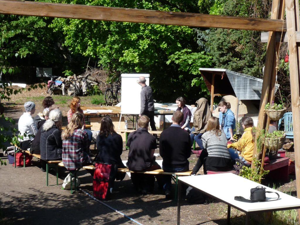 Workshop Nachhaltig Leben in der Stadt (Teil 2)