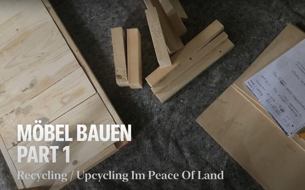 Bautage – Küchenmöbel