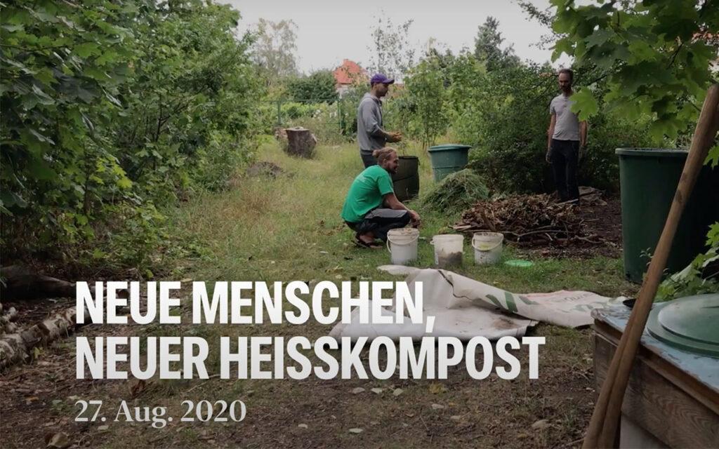 Neue Menschen, Neuer Kompost