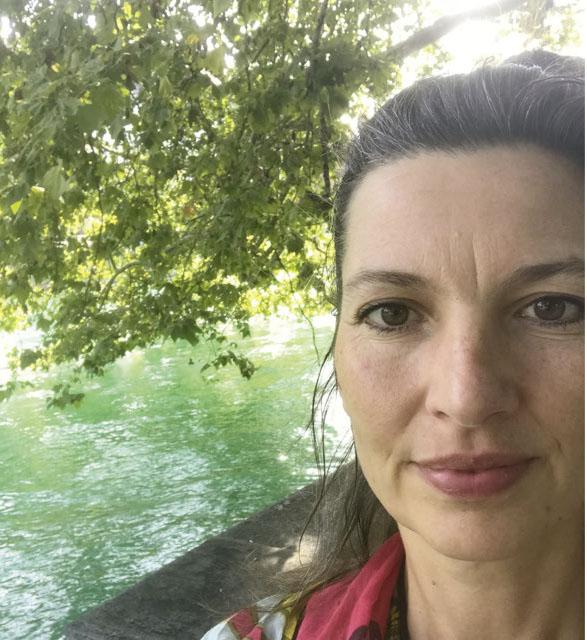 Sandra Verena Passaro
