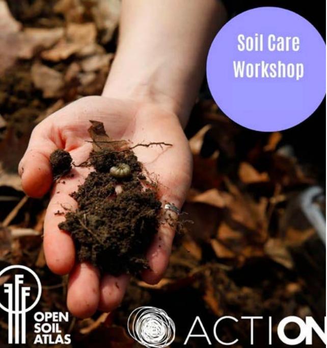 Bodentestung (ausgebucht – Warteliste) / soiltesting (fully booked – waiting list) – Open Soil Atlas